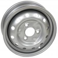 Accuride ВАЗ-1111 4x12 3x98 ET 40 Dia 60 (silver)
