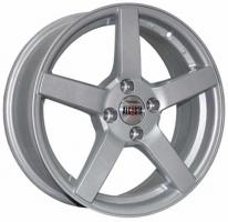 Alcasta M-45 6.5x16 4x108 ET 38 Dia 63.3 (silver)