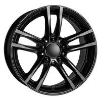 Alutec X10X 9x19 5x120 ET 18 Dia 74.1 (racing black)