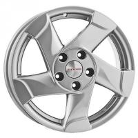 K&K KC632 (Renault) 6.5x16 5x114.3 ET 50 Dia 66.1 (silver)
