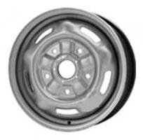 KFZ 9597 5.5x16 5x160 ET 56 Dia 65.1 (silver)