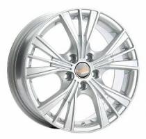 LegeArtis GM510 6.5x16 5x110 ET 39 Dia 56.6 (silver)