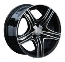 LS Wheels 127 8x17 5x120 ET 30 Dia 72.6 (черный)