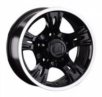 LS Wheels 883 7x15 5x139.7 ET -10 Dia 108.5 (BKL)