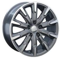 LS Wheels A46 8x17 5x112 ET 39 Dia 66.6 (SF)