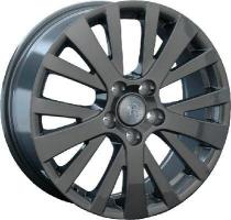 LS Wheels MZ27 7x17 5x114.3 ET 60 Dia 67.1 (silver)