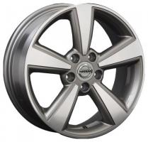 LS Wheels NS38 6.5x17 5x114.3 ET 40 Dia 66.1 (GM)