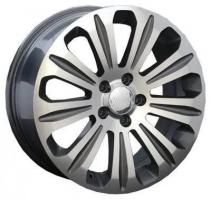 LS Wheels V17 7.5x17 5x108 ET 55 Dia 63.3 (GM)