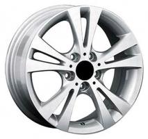 LS Wheels VW20 7x16 5x112 ET 45 Dia 57.1 (silver)