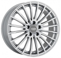 Mak Starlight 9.5x19 5x112 ET 28 Dia 66.6 (ice black)