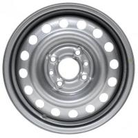 Next NX-008 5.5x15 4x114.3 ET 40 Dia 66.1 (silver)
