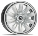 Alcar Hybridrad 132500 7x17 5x114.3 ET 55 Dia 56.1 (silver)