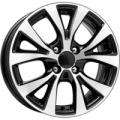 K&K KC685 (Hyundai) 6x15 4x100 ET 48 Dia 54.1 (BFP)