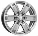 K&K R7 Рольф 7x16 6x139.7 ET 46 Dia 92.5 (silver)