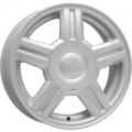 K&K Торус 5.5x14 4x98 ET 35 Dia 58.5 (silver)