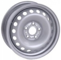 KFZ 4865 5.5x15 5x139.7 ET 5 Dia 108.1 (silver)