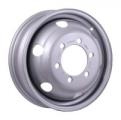 KFZ 9197 6x16 6x180 ET 109 Dia 138.8 (silver)
