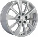 Khomen 1802 7x18 5x114.3 ET 45 Dia 60.1 (grey)