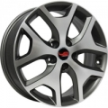 LegeArtis HND527 6.5x17 5x114.3 ET 35 Dia 67.1 (MGMF)