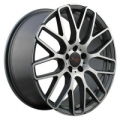 LegeArtis MR533 8.5x20 5x112 ET 29 Dia 66.6 (gloss black)