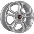 LegeArtis OPL10 6.5x15 5x105 ET 39 Dia 56.6 (silver)