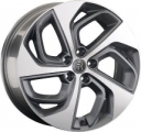 LS Wheels HND251 7.5x19 5x114.3 ET 49 Dia 67.1 (GMF)