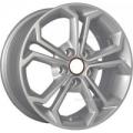 LS Wheels OPL10 6.5x15 5x105 ET 39 Dia 56.6 (silver)