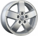 LS Wheels RN209 6x15 5x108 ET 44 Dia 60.1 (silver)