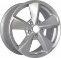 LS Wheels SK61 6.5x16 5x100 ET 43 Dia 57.1 (silver)