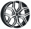 Mak Kingdom 8.5x20 5x108 ET 42 Dia 63.4 (gloss black)