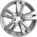 Replica HY58 7x17 5x114.3 ET 41 Dia 67.1 (silver)