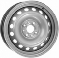 Trebl 53A43C 5.5x14 4x100 ET 43 Dia 60.1 (silver)