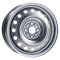 Trebl X40050 6.5x16 4x100 ET 49 Dia 60.1 (silver)