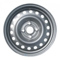 Trebl X40053 7x17 5x114.3 ET 45 Dia 66.1 (silver)
