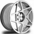 Vissol V-008 9x20 5x120 ET 38 Dia 74.1 (silver cut)